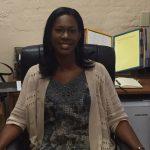 Ms. Chavonn Silas, Assistant Principal of Bayshore Elementary School