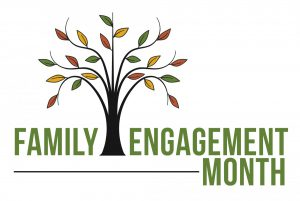 family-engagement-month-logo-square