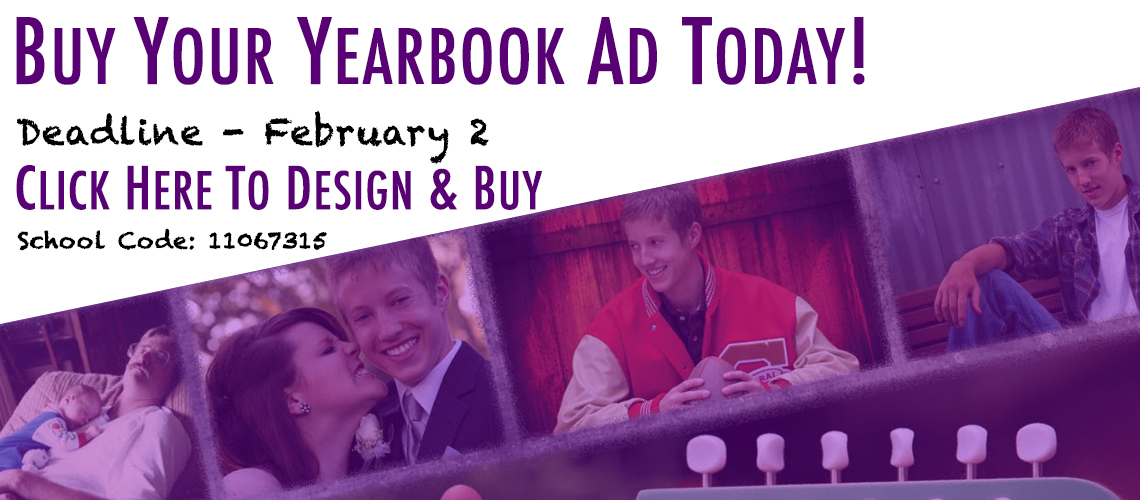 Yearbook Ad Deadline Approaching