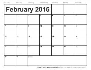 February-2016-calendar-template