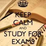 2015-2016 Semester 2 Exam Schedule