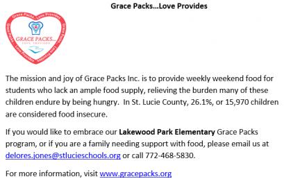 Grace Packs