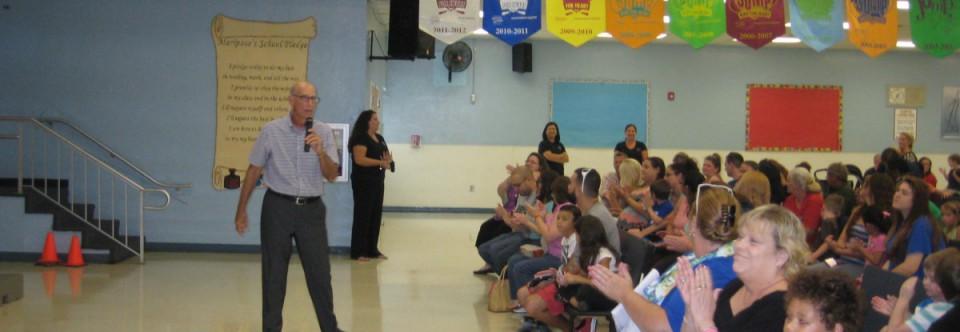 Mariposa Elementary- Kindergarten Orientation
