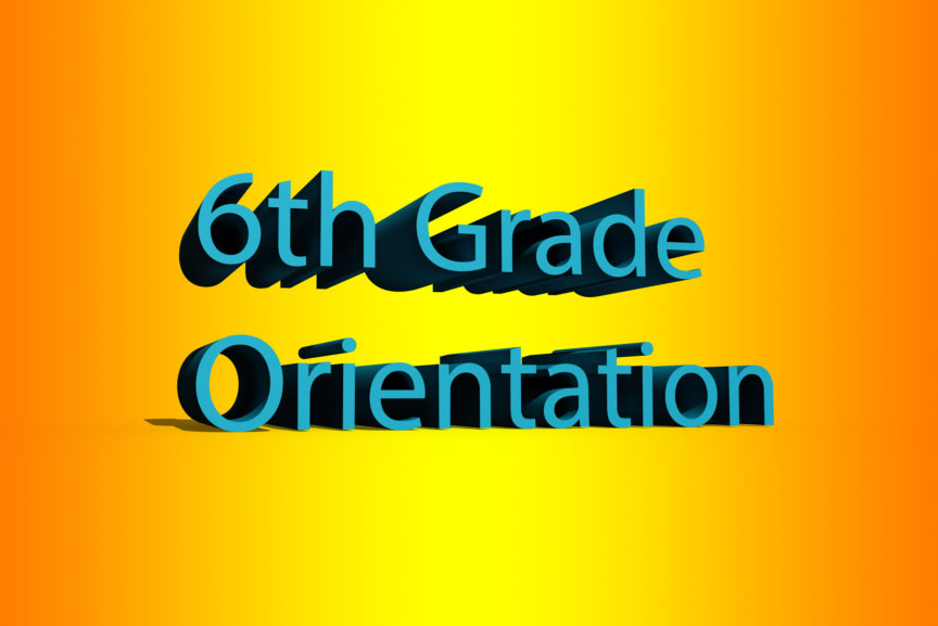 6th Grade Orientation   Northport K-8