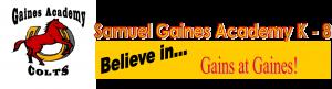 Samuel S. Gaines Academy K-8