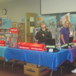Sizzling Summer Reading Selections at the Scholastic Book Fair!