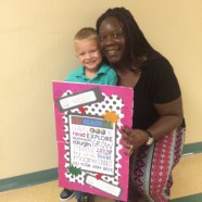"SRE Student had a ""Smooth Sailing"" First Day Back to School!"