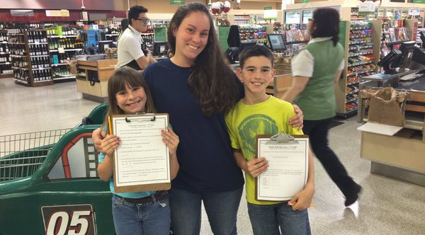 Real World Math comes alive at Publix Math Night!