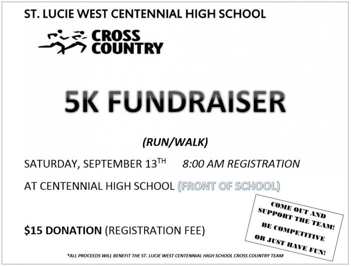 5K Fundraiser