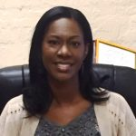 Ms. Chavonn Silas, Assistant Principal of Bayshore Elementary School