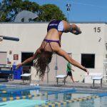 Swim Record Broken