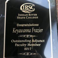 Westwood Teacher Wins IRSC Award