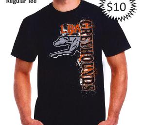 LPA T-shirt Order Form