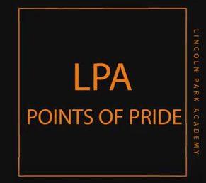 LPA Points of Pride
