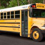 Activity Bus Schedule