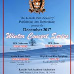 Performing Arts Department Winter Concert Series