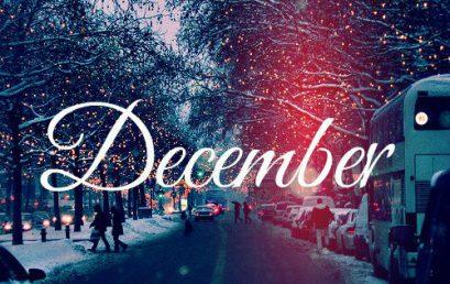 December Calendar and Newsletter