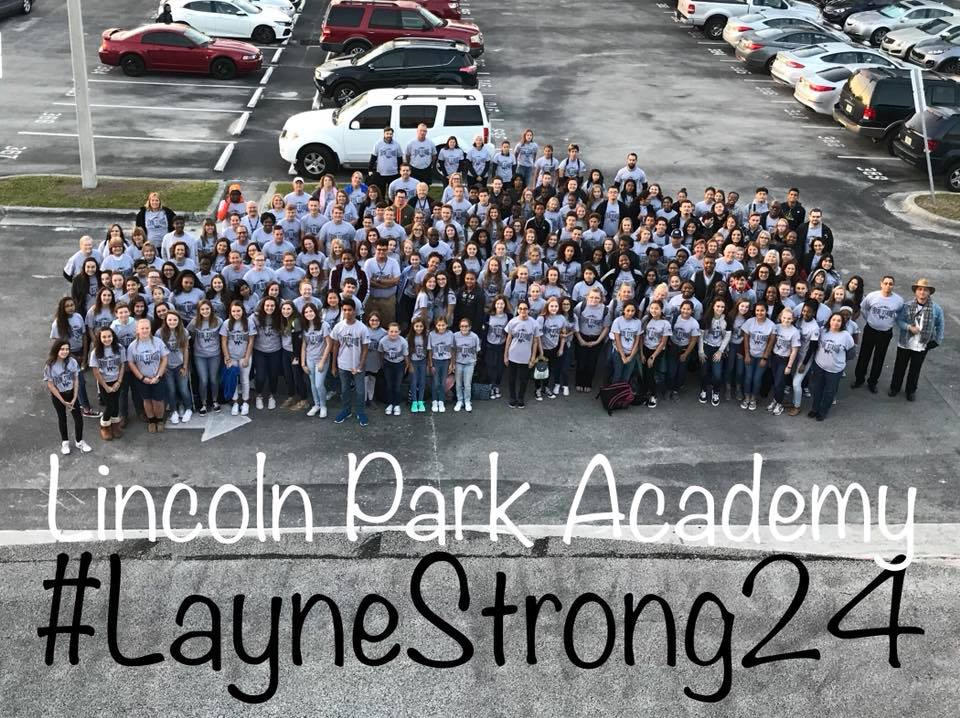 Layne Strong