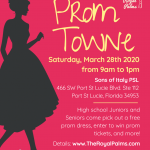 Royal Palms Prom Towne