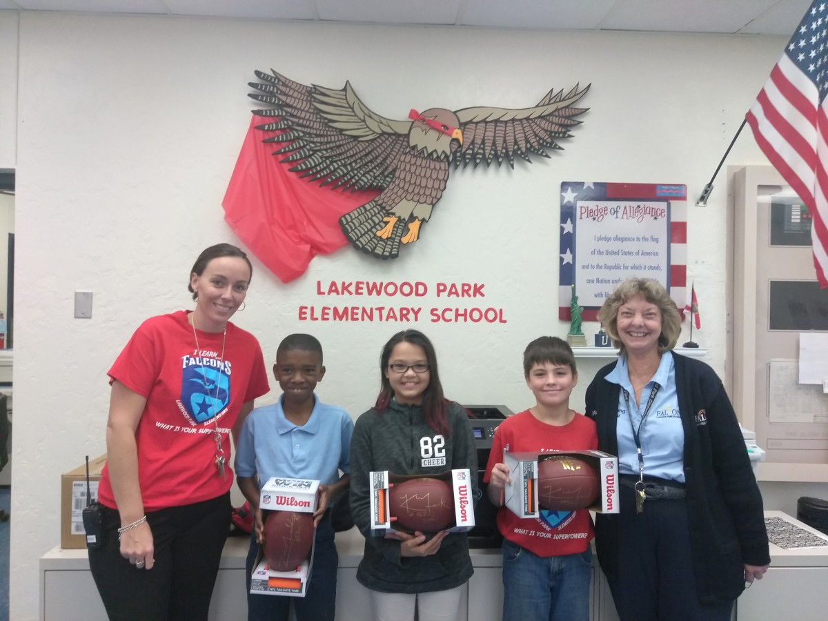 Winners for FSA Writes!