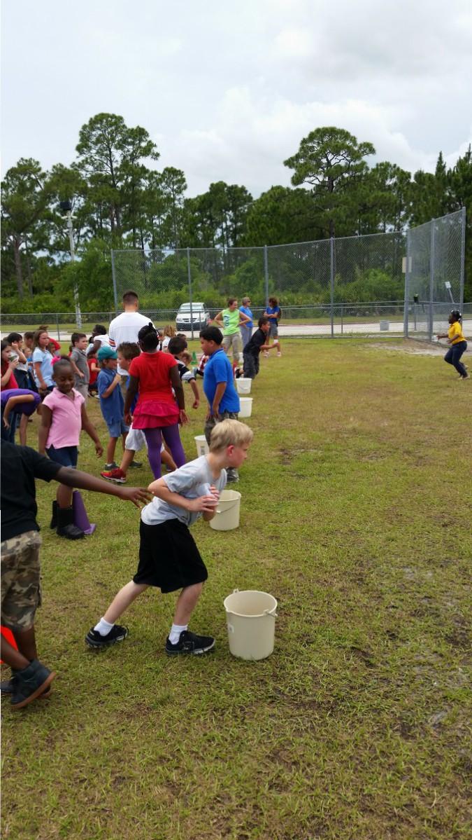 2nd Grade Field Day