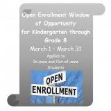 Open Enrollment begins March 1!