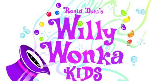 Willy Wonka Kids-Tickets On Sale Now!