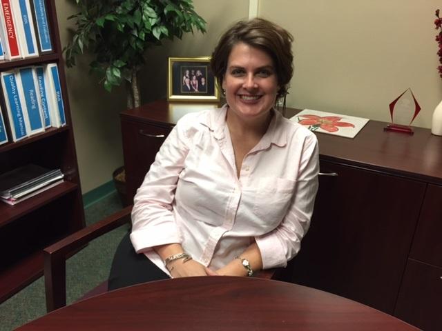 Assistant Principal Amber Minarchick